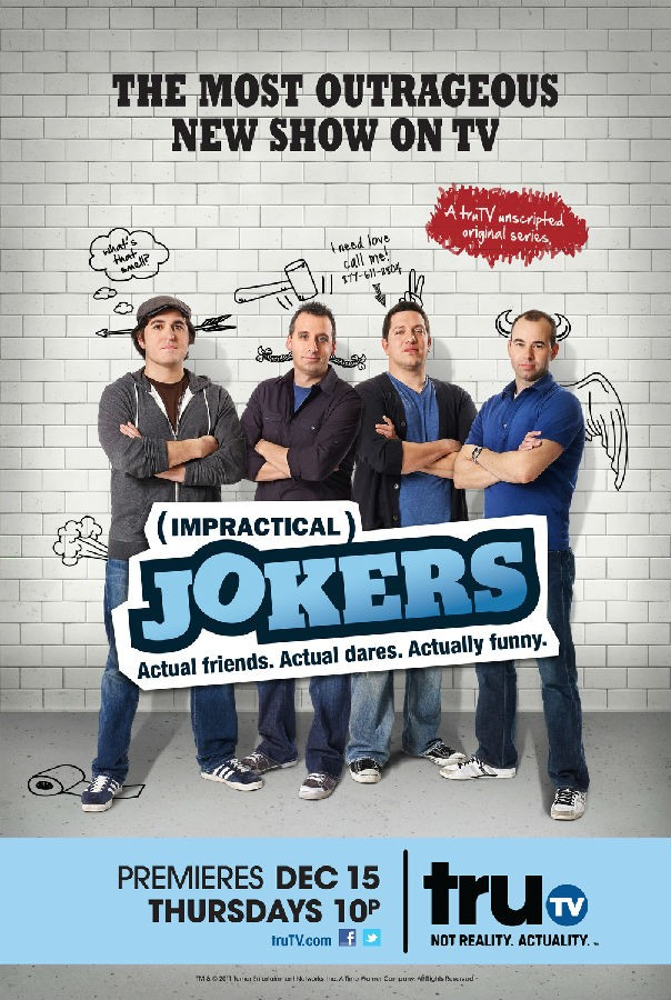 [好友互整 Impractical Jokers 第九季][全集]高清